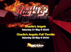 Mnet Action Charlies Angels Promo